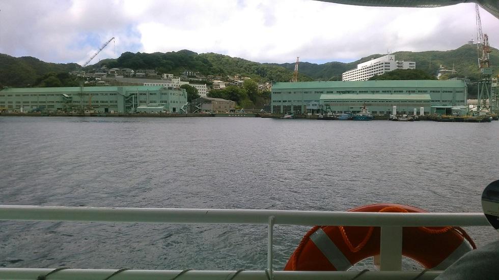 三菱長崎造船所4