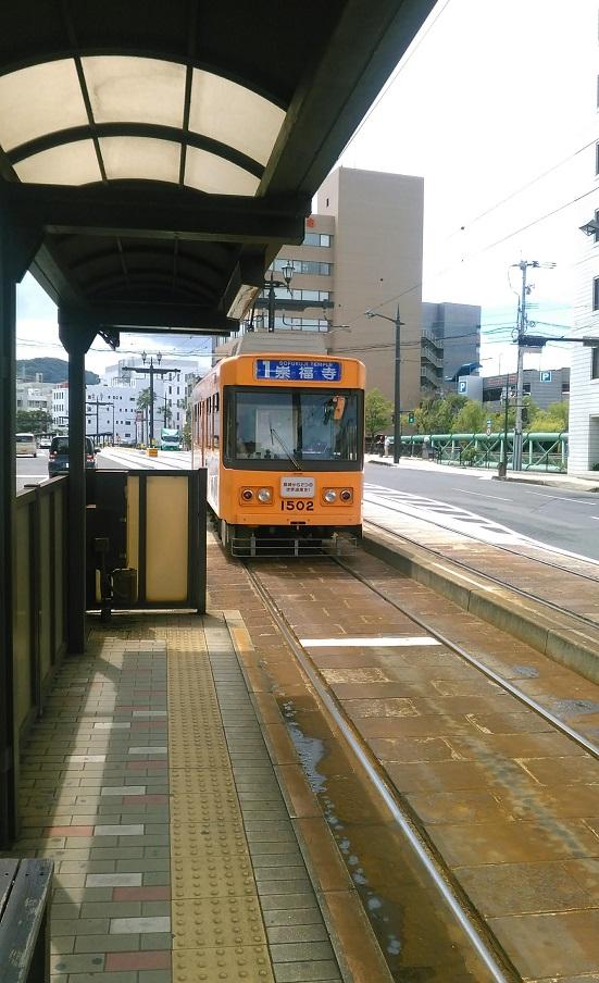 長崎路面電車2